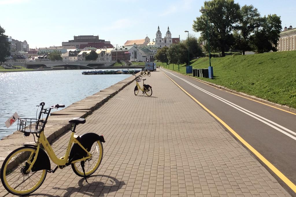 Дорога в Калининград через Минск