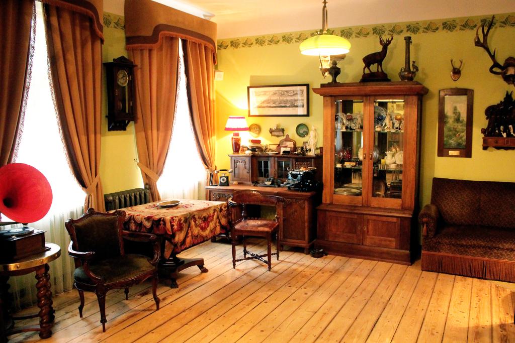 Музей-квартира довоенного прусского быта
