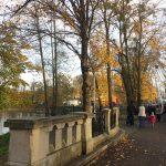 Осень в парке Юность