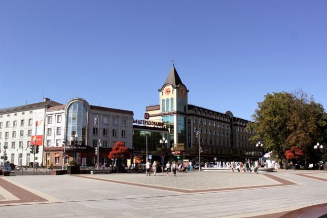 Калининград Северный вокзал