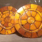 Посуда из янтаря в Музее янтаря