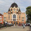 Новая Либеральная Синагога в Калининграде