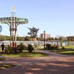 Верхний пруд Калининград