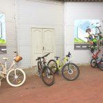 Прокат велосипедов на Верхнем озере