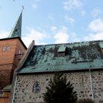 Приходская церковь Девы Марии в районе Юдиттен (Кёнигсберг)