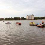 Прокат катамаранов на Верхнем озере