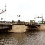 Деревянный мост в Калининграде