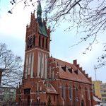 Кирха Святого Семейства в Калининграде