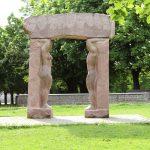 Парк скульптур на острове Канта