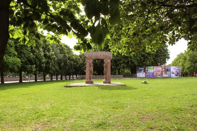 Парк скульптур в Калининграде
