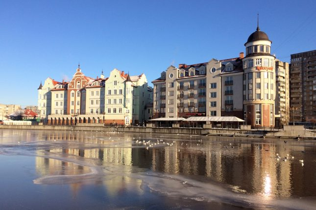 Что посмотреть зимой в Калининграде