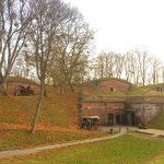 Форт № 11 Дёнхофф Калининград
