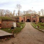 Форт № 11 Калининград