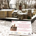 Макет Королевского замка Кёнигсберга