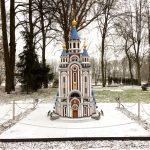 Памятники архитектуры в миниатюре