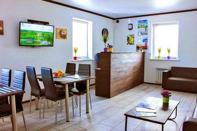 Big Hostel Калининград