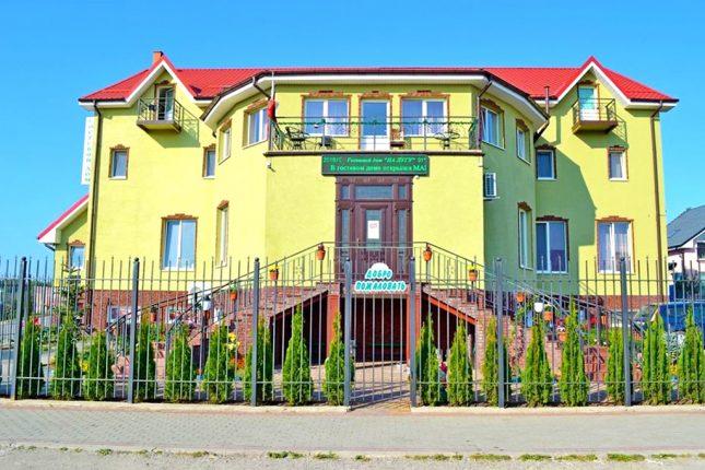 Гостевой дом на Лугу