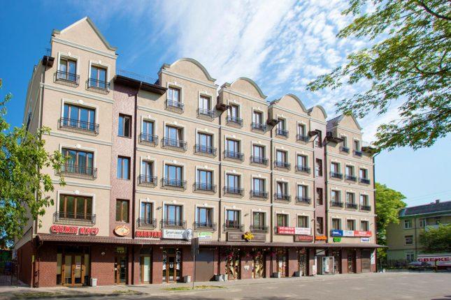 Отель Бриз Калининград
