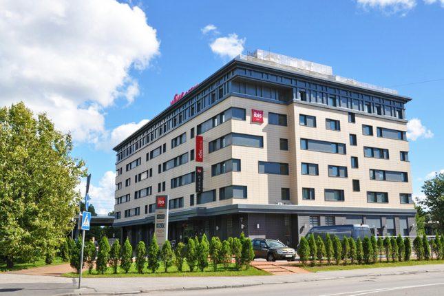 Отель Ибис Калининград