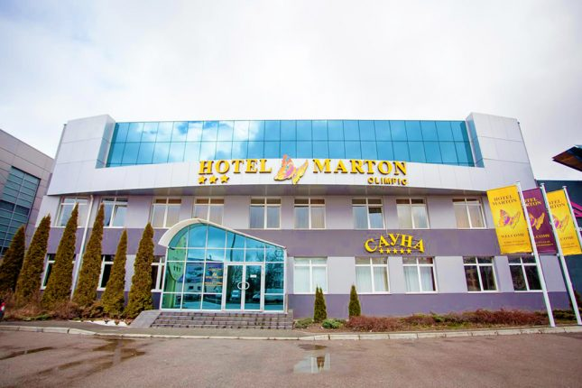 Отель Marton Olimpic Калининград