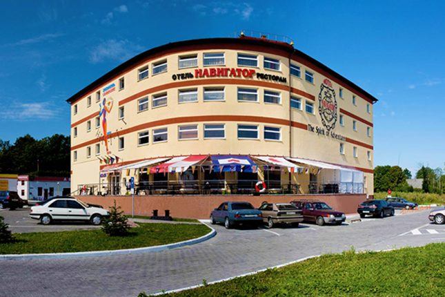 Отель Навигатор Калининград