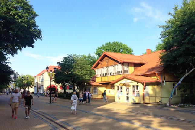 Как добраться из Калининграда в Зеленоградск