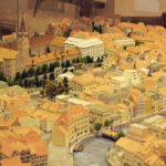 Панорама Кенигсберга в Кафедральном соборе