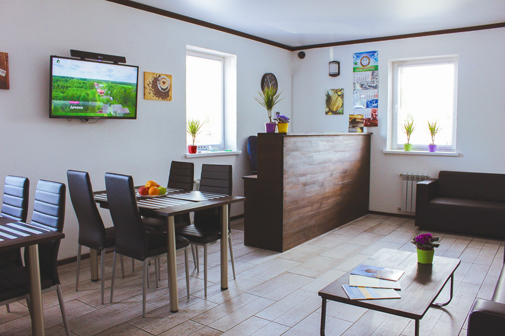 Big Hostel + Mini Hotel Калининград